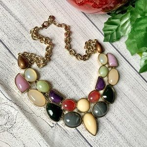 Statement Necklace from Loft